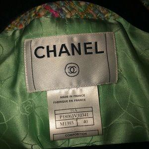 CHANEL Jackets & Coats - Chanel Runway Tweed Jacket